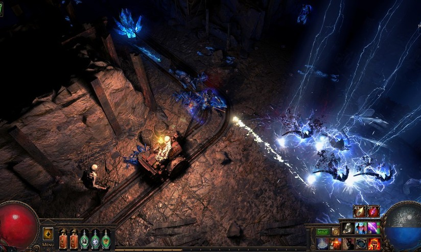 Path of Exile 2, Path of Exile, ExileCon, Grinding Gear Games
