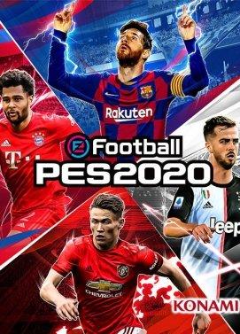 copertina PES 2020