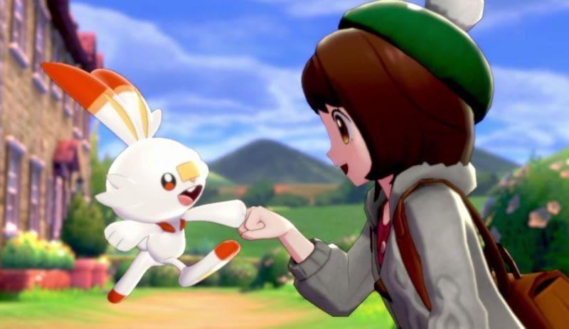 Screen Pokemon Spada e Scudo