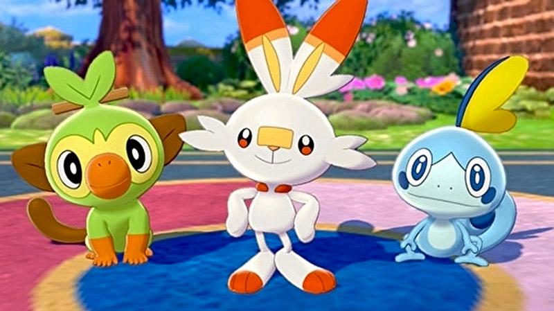 Pokémon Spada, Pokémon Scudo, Recensione, Forme Gigamax , Forme Dynamax, Terre Selvagge, Raid Dynamax, Dandel, Weezing di Galar, Corsola di Galar, Ottava Generazione, come fare raid, VGC, pokèmon competitivo, Grookey, Scorbunny, Sobble