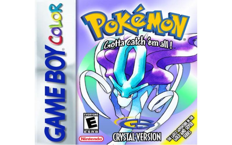 La cover di Pokémon Cristallo