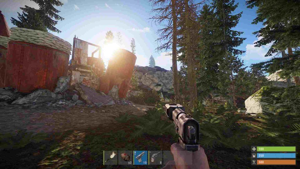 rust gameplay