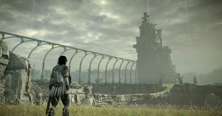 hideo kojima death stranding shadow of the colossus