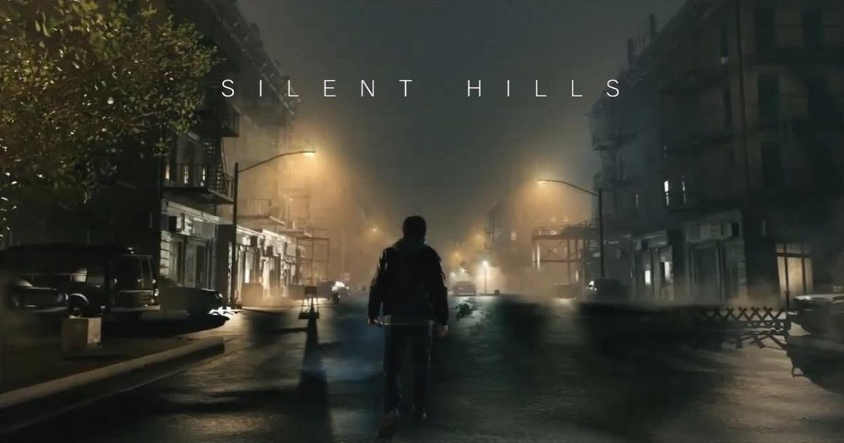 ecco come sarebbe stato Silent Hills