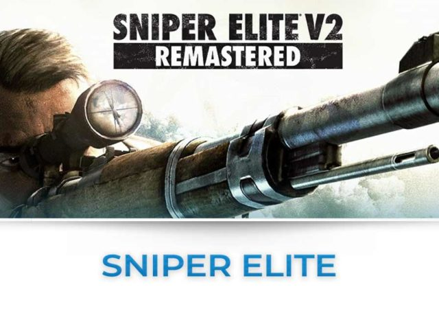 Tutte le news su Sniper Elite