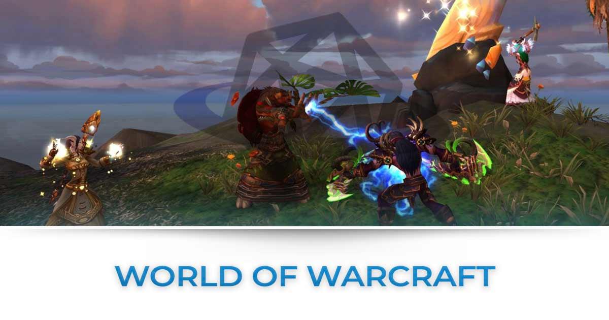 Tutte le news su World of Warctaft