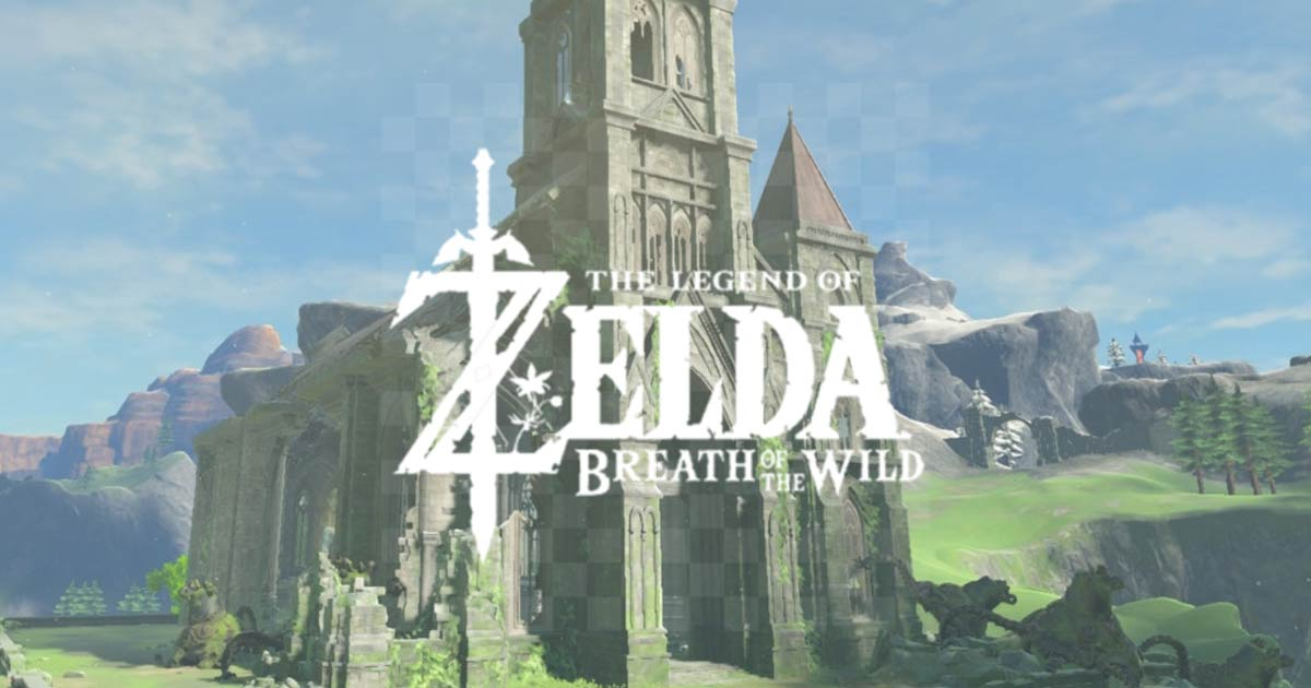 zelda breath of the wild tutti i santuari