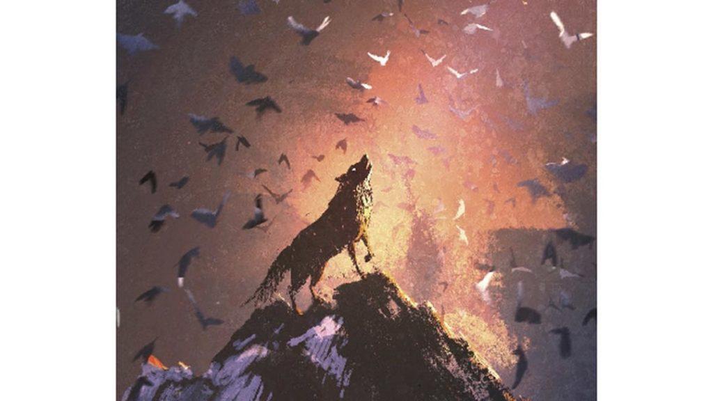 In un gioco di ruolo ad ambientazione norrena non può mancare Fenrir