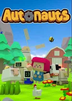 locandina del gioco Autonauts