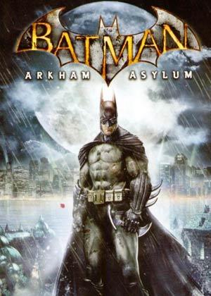 locandina del gioco Batman: Arkham Asylum