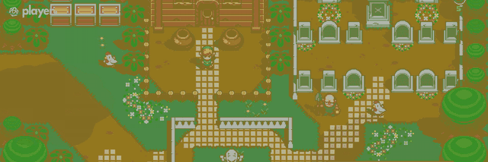 Cadence of Hyrule: Crypt of the NecroDancer Featuring The Legend of Zelda wallpaper