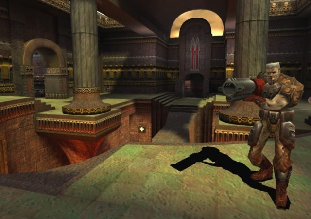 screenshot quake 3