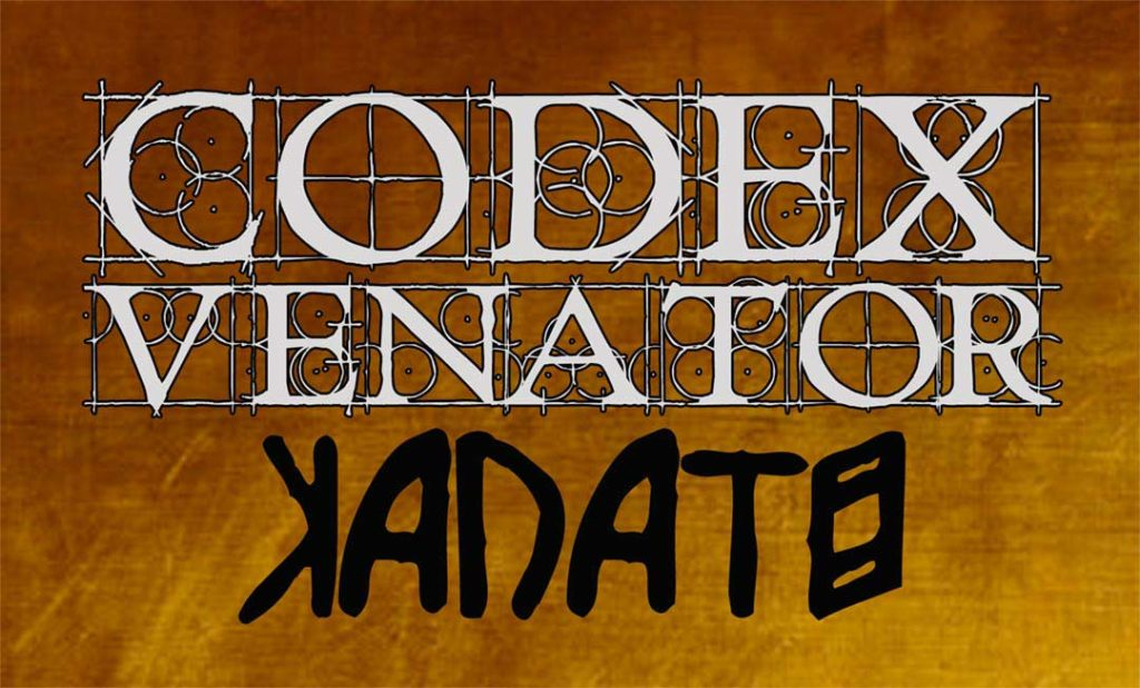 Codex Venator Kadath