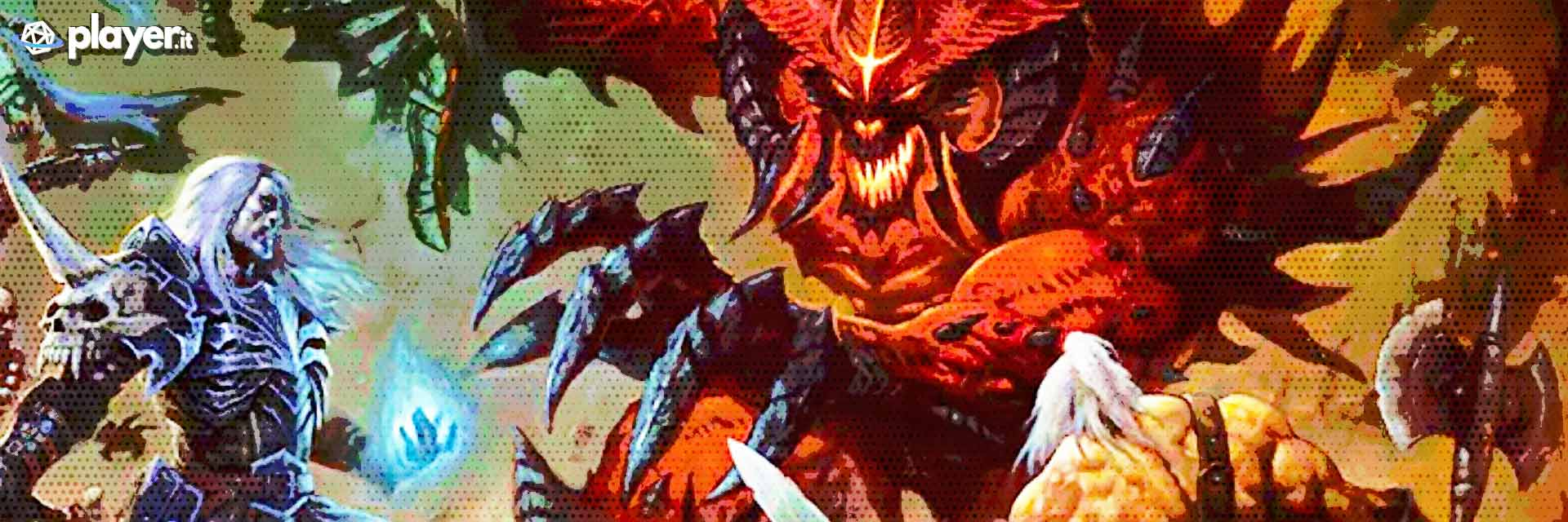 Diablo 3 scheda gioco