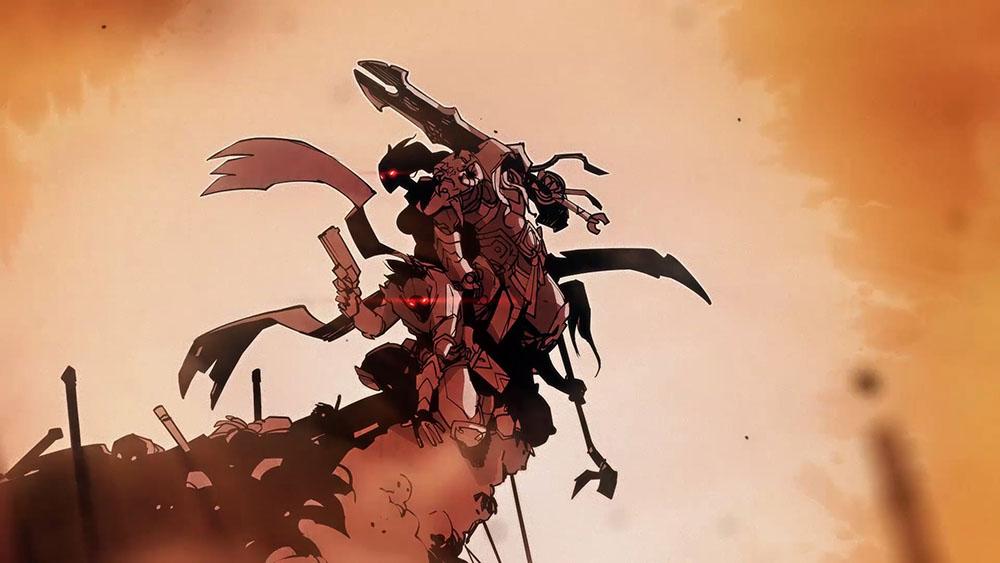 Darksiders Genesis cavalieri