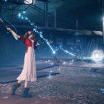 Final Fantasy 7 Remake aeris battle