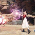 Final Fantasy 7 Remake aeris skill