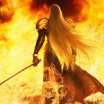 Final Fantasy 7 Remake sephirot flames