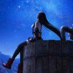 Final Fantasy 7 Remake tifa sky