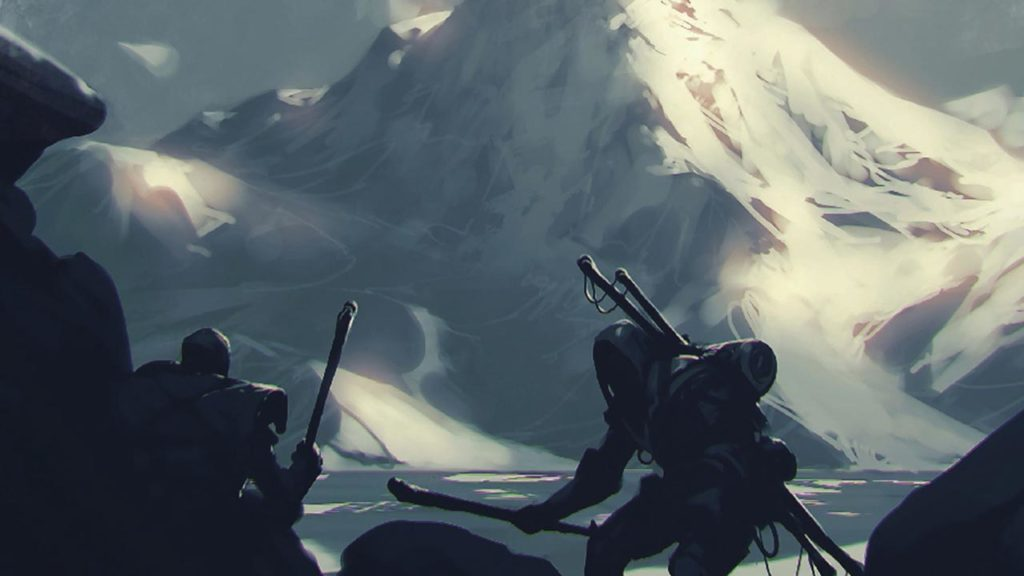 La gelida terra di Svilland
