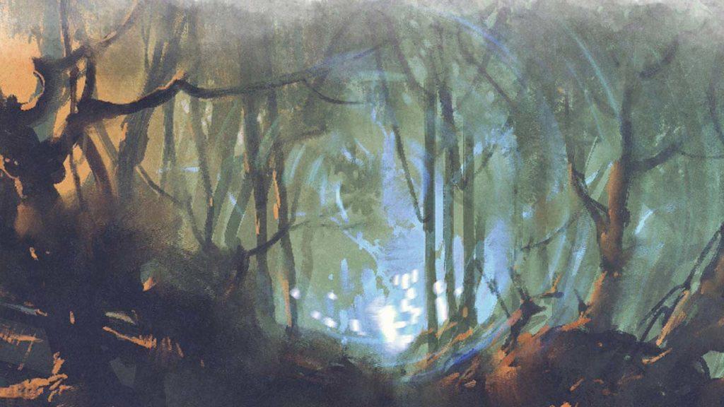 Le foreste fiabesche di Svilland