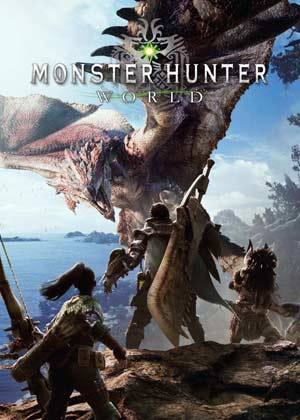 locandina del gioco Monster Hunter World