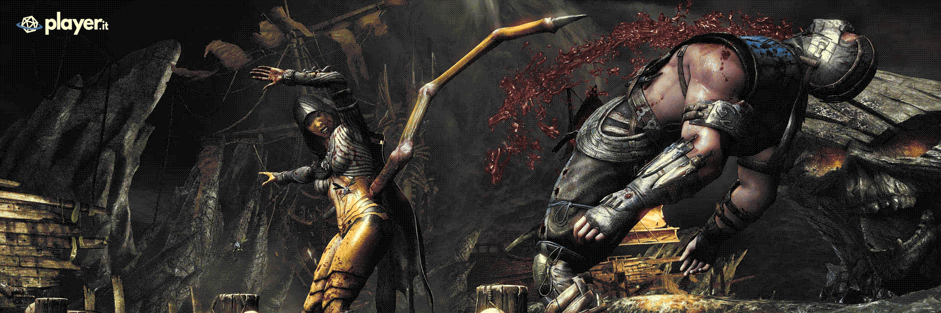 Mortal Kombat X scheda gioco