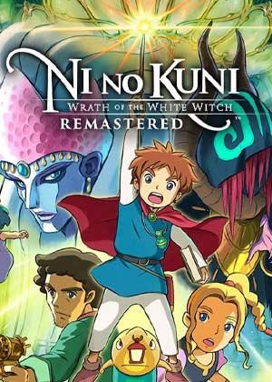 Ni no Kuni: La Minaccia della Strega Cinerea Remastered