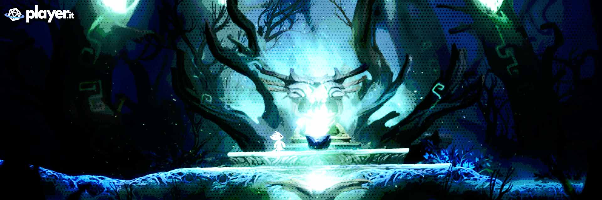 ori and the blind forest artwork wallpaper e scheda gioco