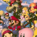 Super Smash Bros. Melee artwork wallpaper scheda gioco