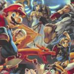 Super Smash Bros. Ultimate artwork wallpaper scheda gioco
