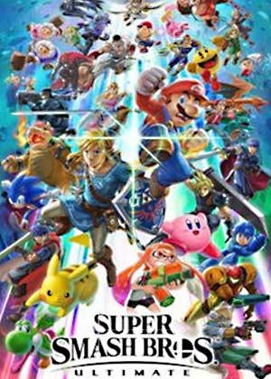 locandina del gioco Super Smash Bros. Ultimate