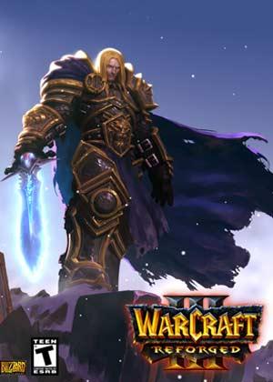 locandina del gioco Warcraft III Reforged