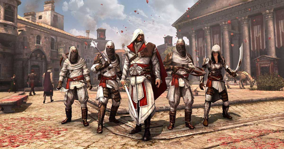 Assassin's Creed: Brotherhood recensione completa