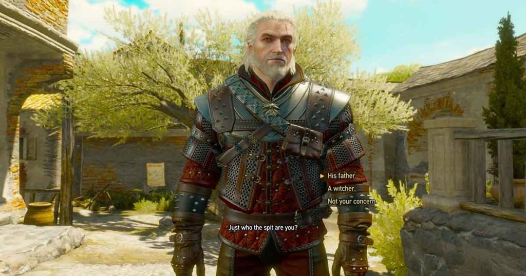 dove trovare l'armatura del lupo in the witcher 3