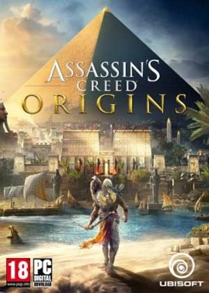 locandina del gioco Assassin's Creed Origins
