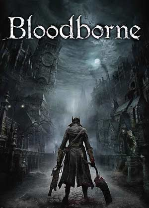 bloodborne copertina gioco
