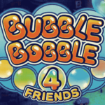 bubble bobble 4 friends scheda gioco