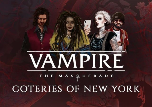 Vampire the Masquerade, Vampire the Masquerade: Coteries of New York