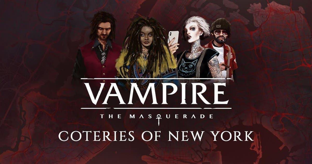 Vampire the Masquerade, Vampire the Masquerade: Coteries of New York