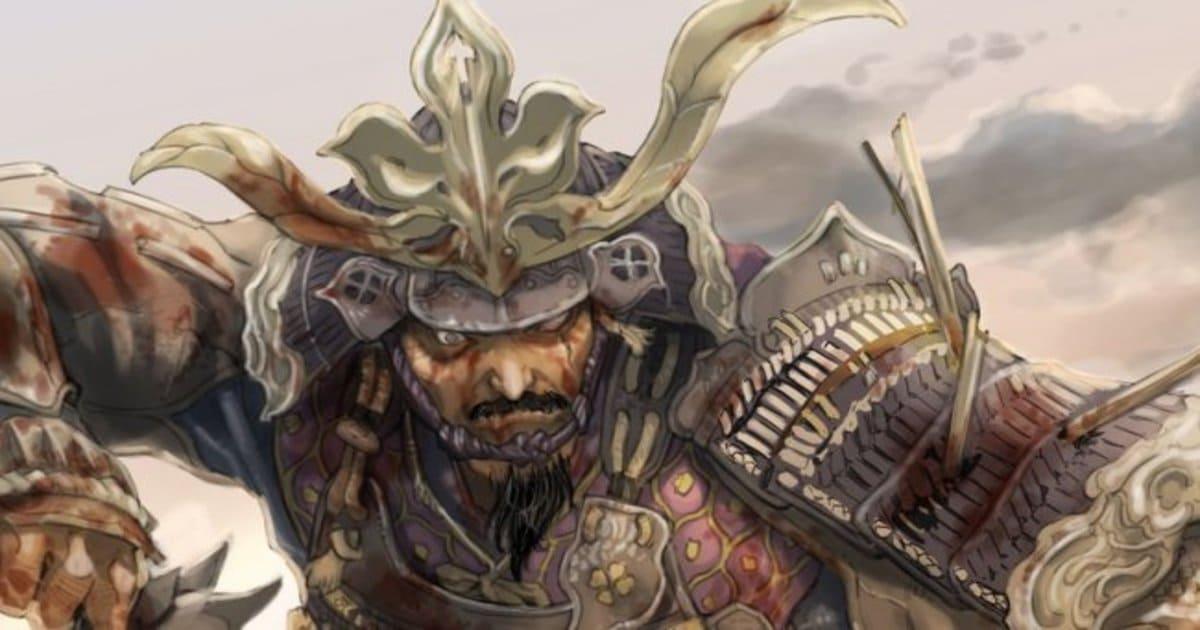 Sekiro: Shadows Die Twice, Hanbei l'Immortale