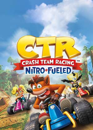 locandina del gioco Crash Team Racing Nitro-Fueled