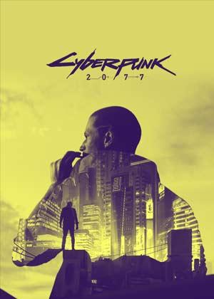 locandina del gioco Cyberpunk 2077