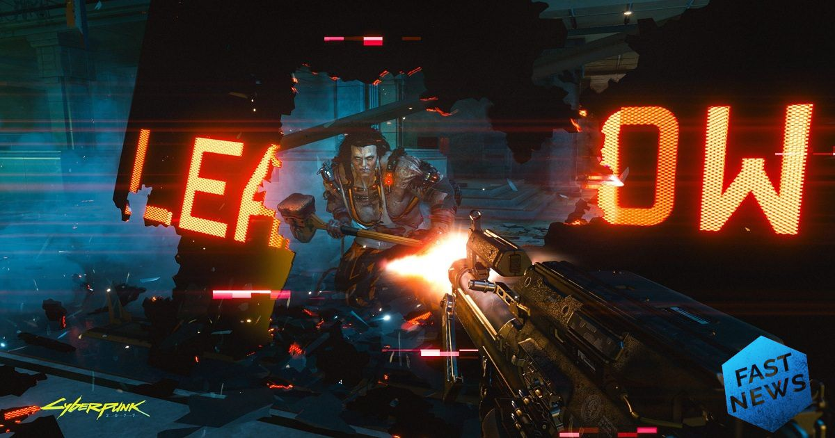 CDPR parla del motore grafico di Cyberpunk 2077