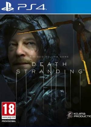 death stranding copertina gioco
