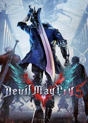 devil may cry 5 copertina gioco