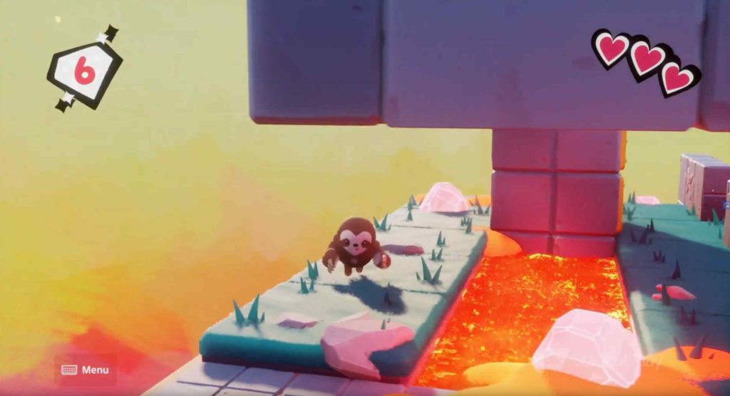 dreams platform gameplay