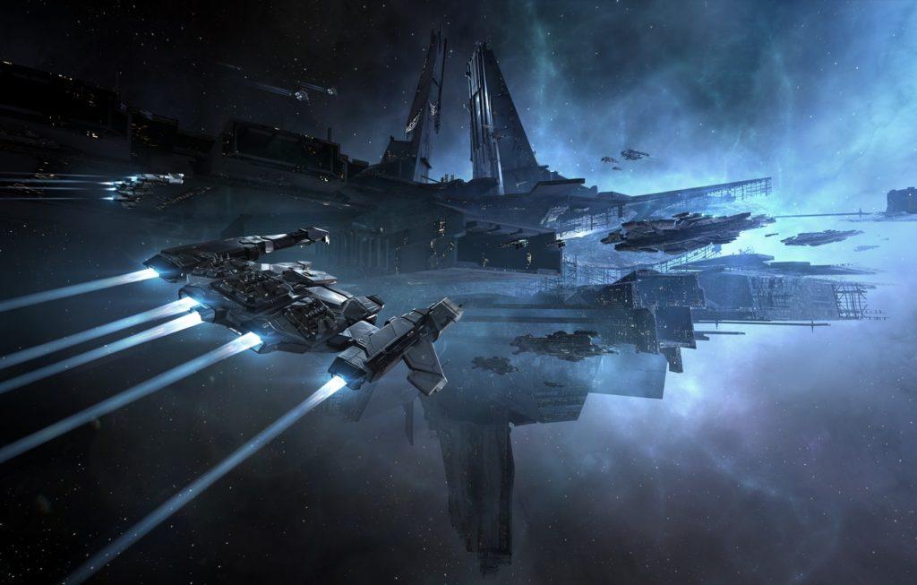 screenshot Eve online