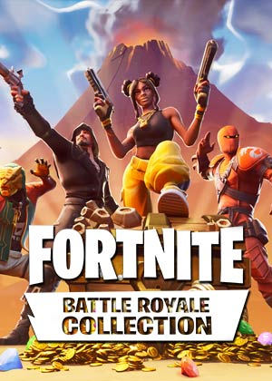locandina del gioco Fortnite