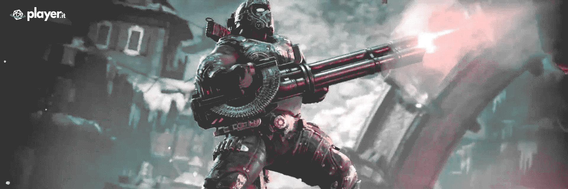 gears of war 3 artwork e scheda gioco